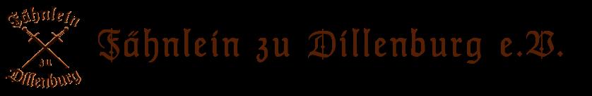 Fähnlein zu Dillenburg e.V.